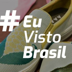 Empresas catarinenses aderem movimento #EuVistoBrasil