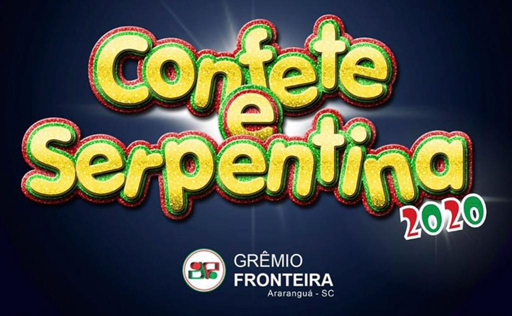 Grêmio Fronteira abre vendas para o Carnaval, lote promocional até o dia 05 de fevereiro
