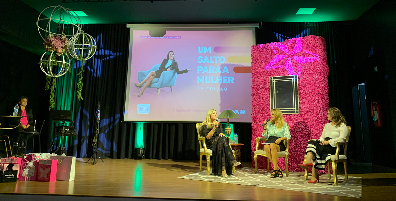 Evento contou com a participação de Débora Zanini e Thayni Librelatto