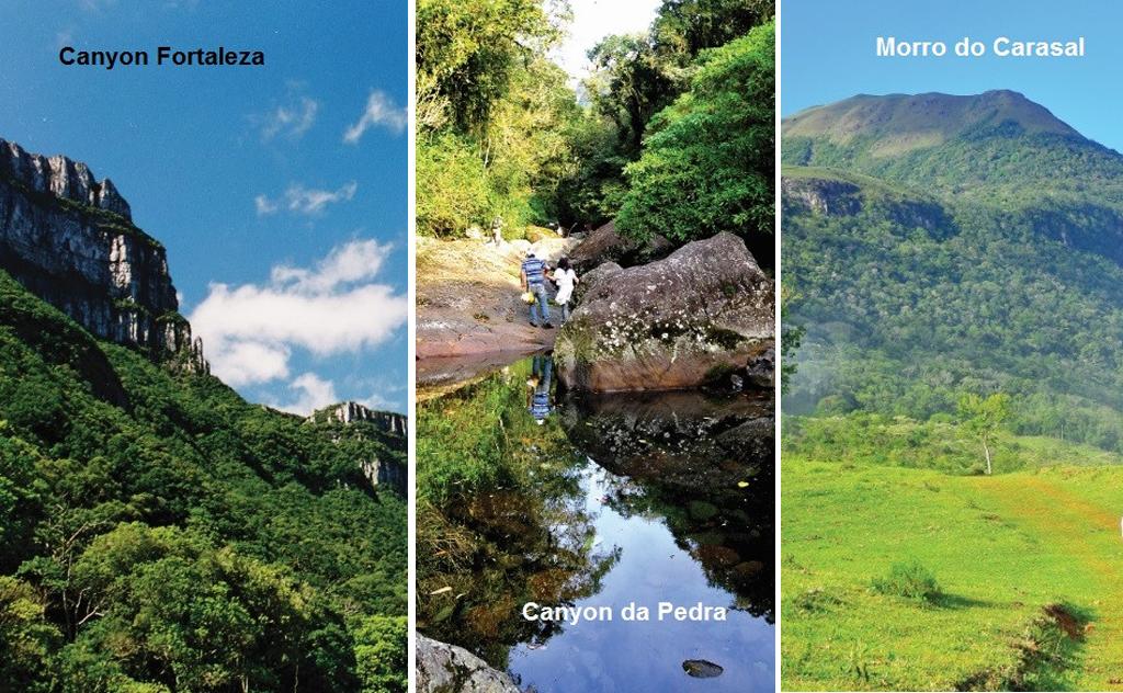 O mapa abre novos caminhos para as políticas públicas de turismo