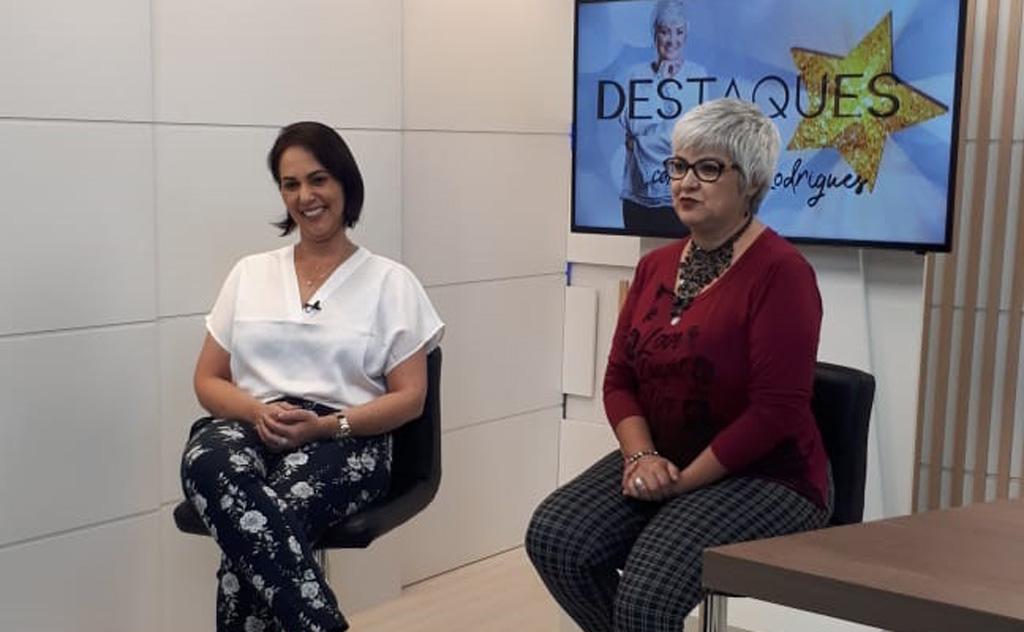 Entrevista com a empresária Vivian Rocha