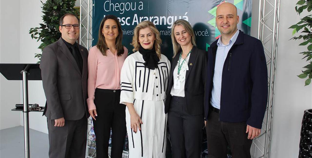 Evento reuniu lideranças para inaugurar o projeto inovador