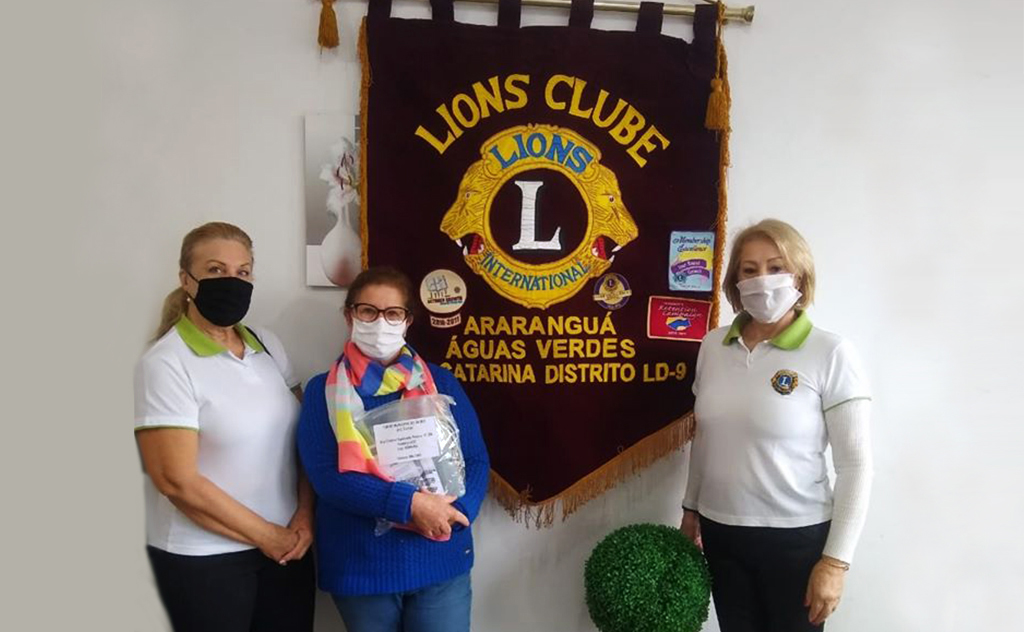 A Cidade das Avenidas recebe 50 novas máscaras à saúde