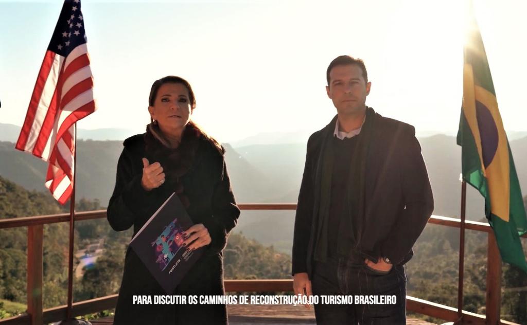 Evento online exclusivo busca contribuir na reconstrução do turismo brasileiro através de conexões internacionais
