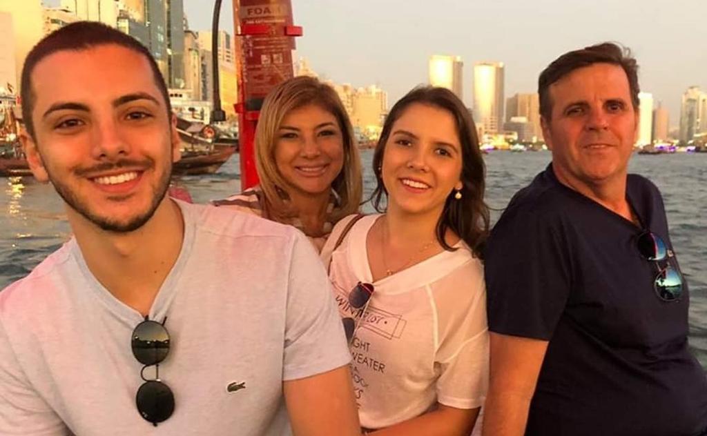 Um tour pelos Emirados Árabes