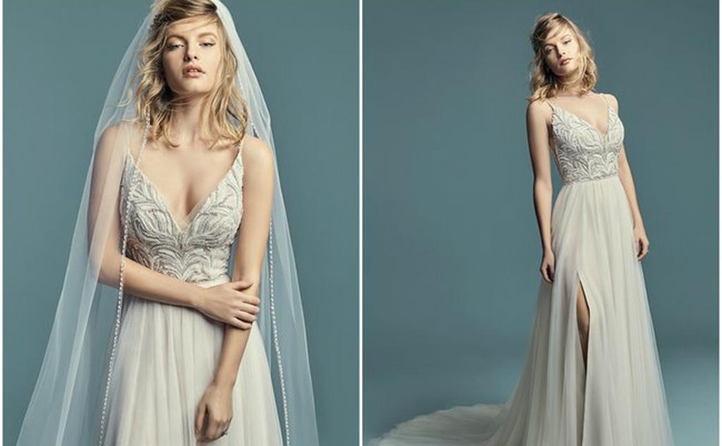 Cada modelo é adequado para o jeito único da noiva