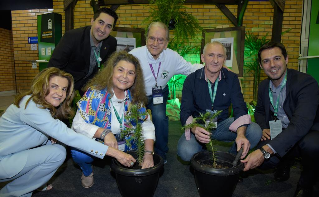 Projeto Árvore da Integração, valorizam personalidades do turismo