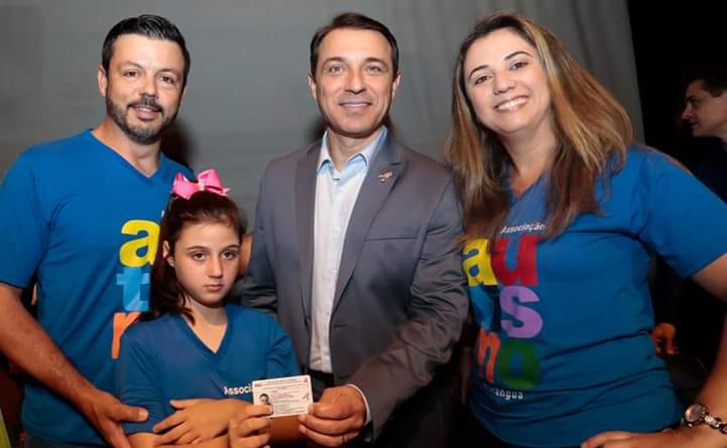 Família araranguaense é uma das escolhidas para o evento