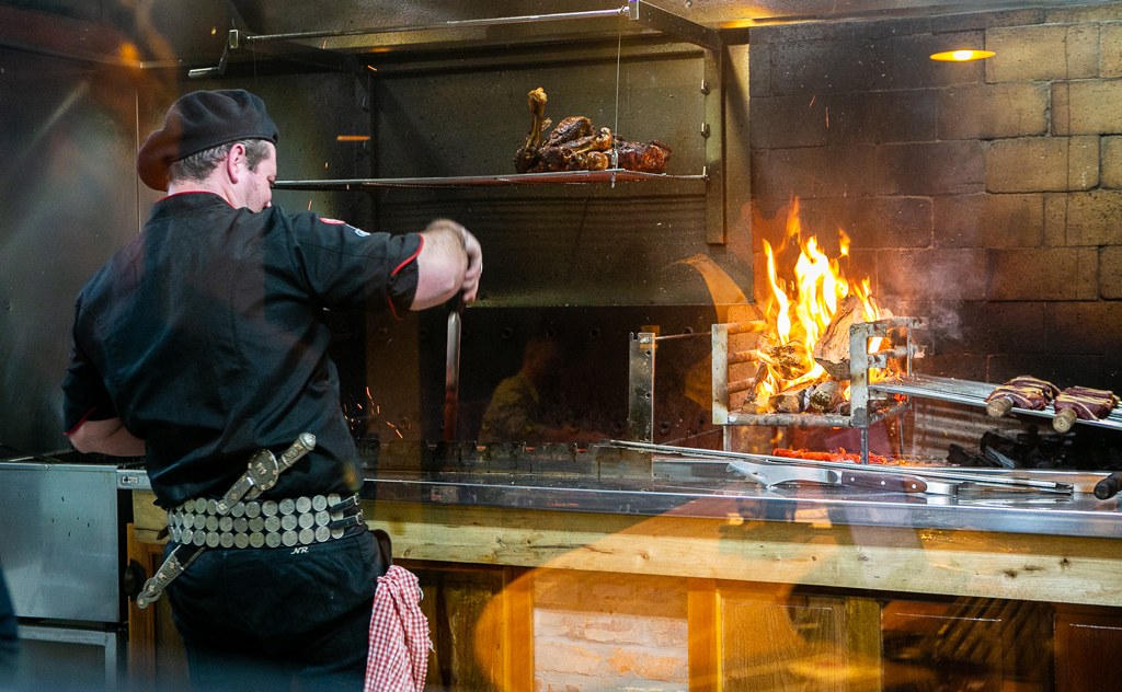 Restaurante em Urussanga especializado em churrasco na parrilla