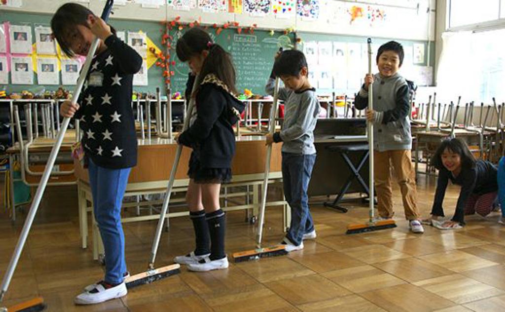 Educar as crianças com bondade, disciplina e hábitos