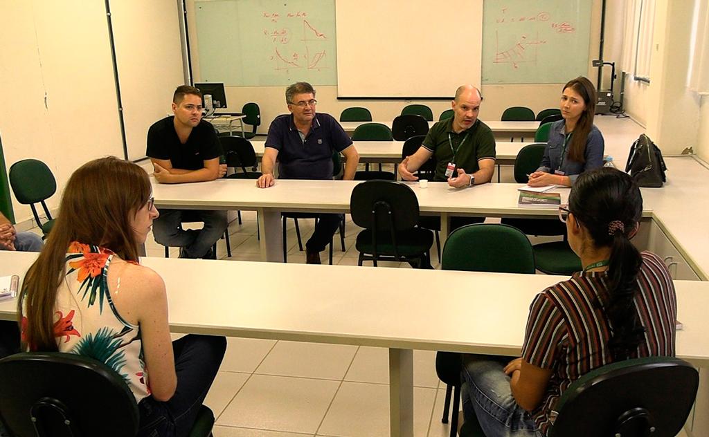 Equipe da Universidade se prepara para utilizar tecnologia na desinfecção de triagem