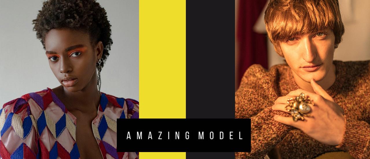Amazing Model chega com concurso gratuito para descobrir novos rostos