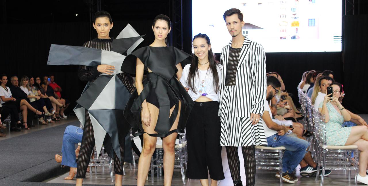 Tradicional evento do curso Senai/Unesc reuniu apaixonados por moda