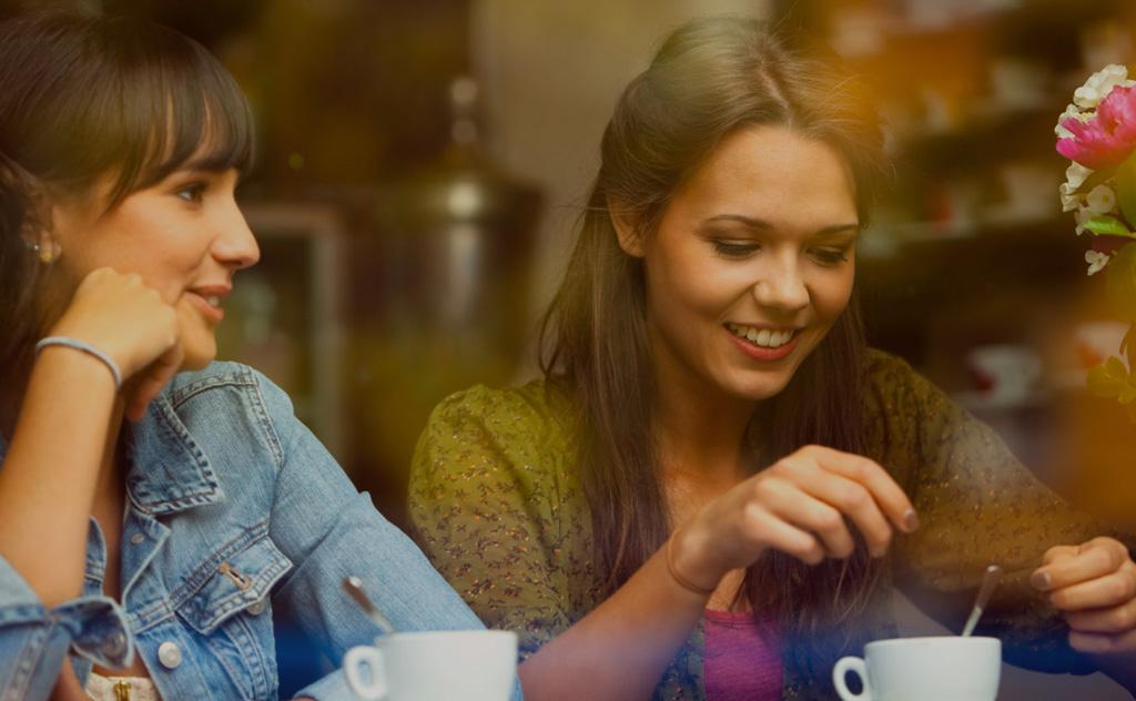 Rir com verdade, conversar sobre amenidades auxiliam no que o cotidiano nos obriga a enfrentar