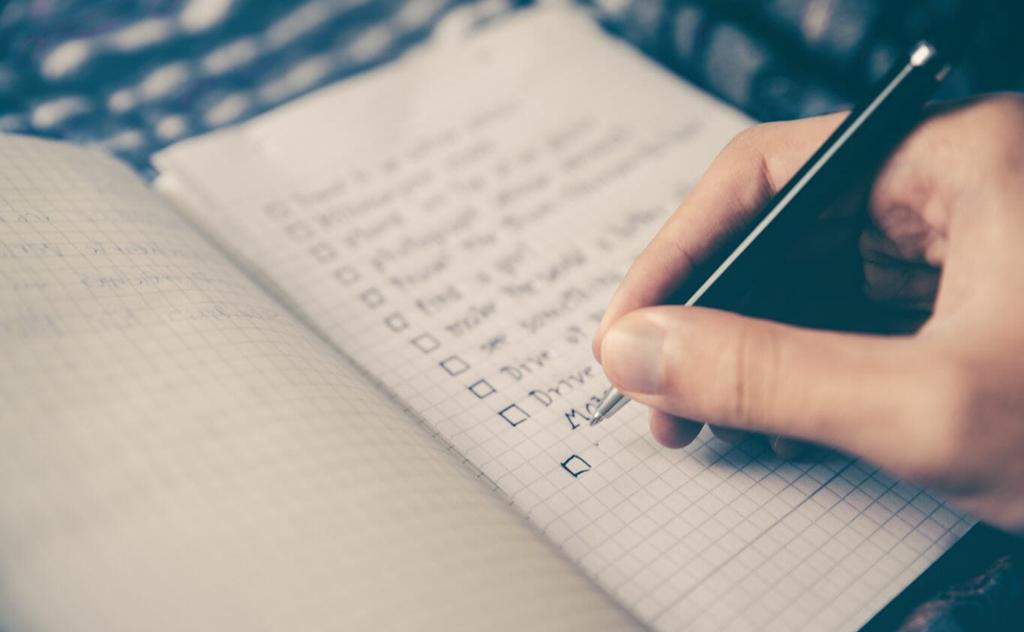 Em vez de se culpar, veja como planejar melhor os objetivos do próximo ano
