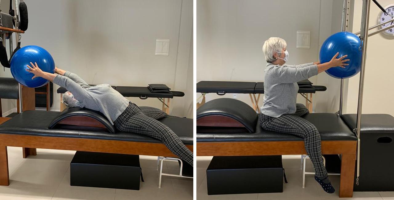 O método reúne exercícios que combinam respiração, alongamento e o controle entre corpo e mente
