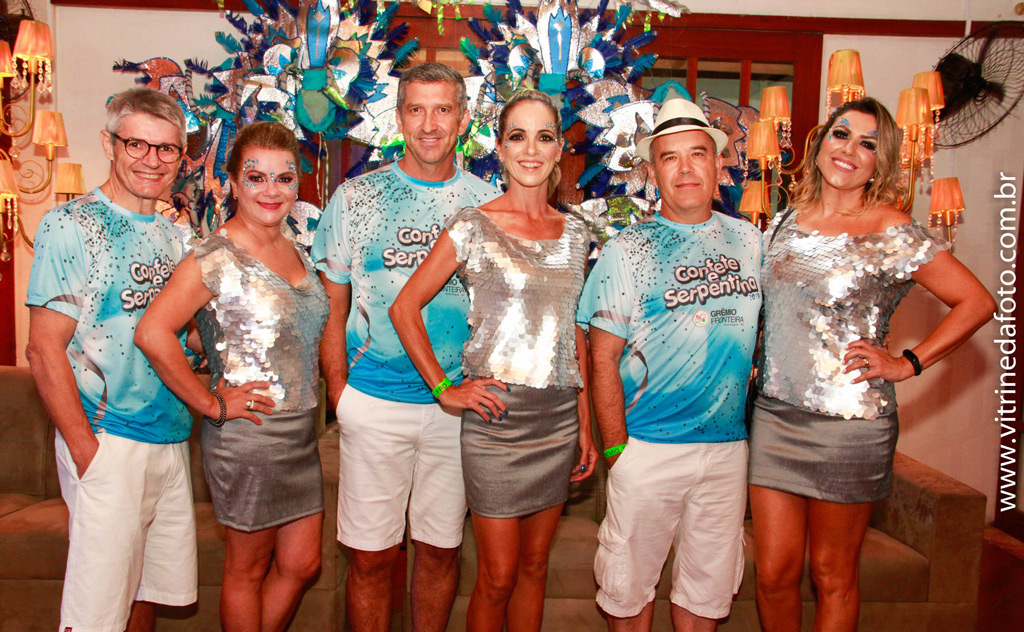 Giro no Carnaval do Vale do Araranguá