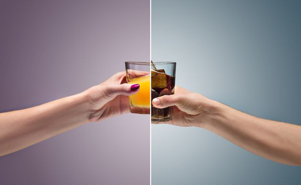 Qual bebida é menos indicada e dá dicas de como substituir de forma mais saudável