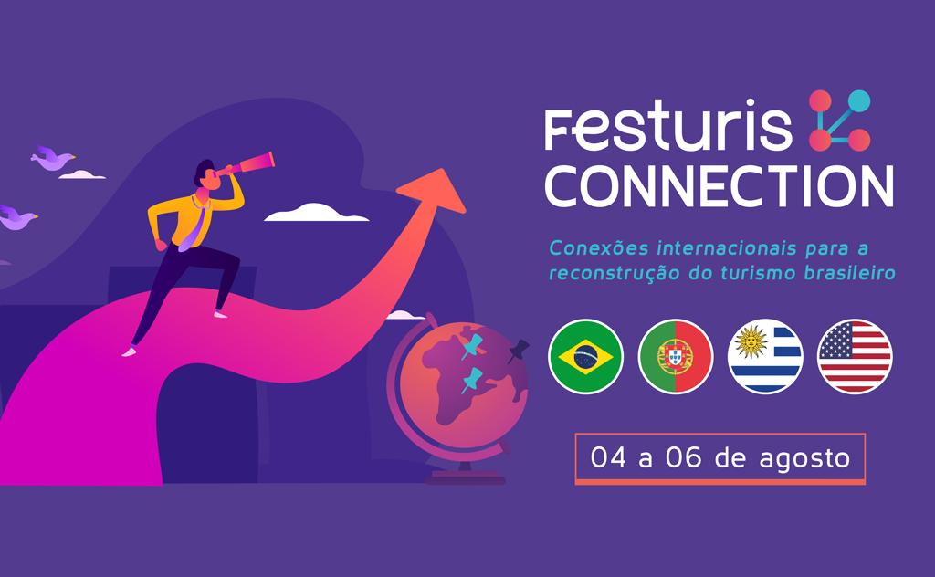 Brasil, Portugal, Uruguai e Estados Unidos estão confirmados no evento híbrido que será transmitido de Gramado, na Serra Gaúcha