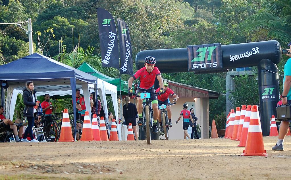 A cidade abre caminho e recebe ciclistas para a competição