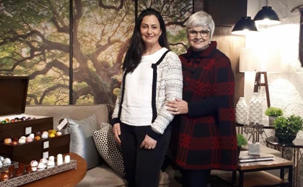 Entrevista com a Chef chocolatié Teresinha Cichelero