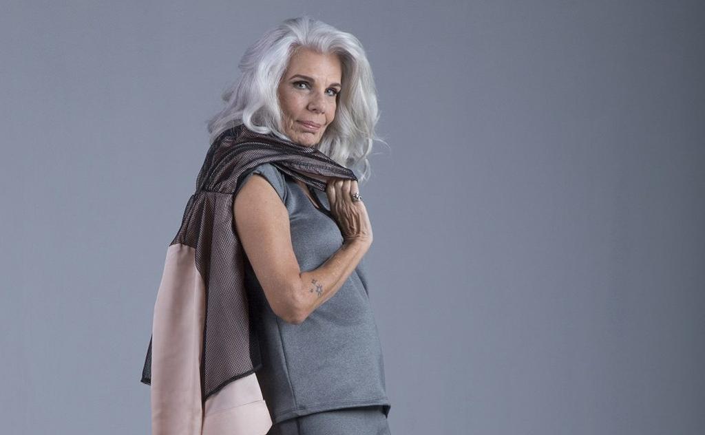 Essas são roupas criadas especialmente para mulheres acima dos 60