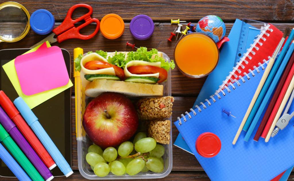 Na volta às aulas, nutricionista explica como fazer escolhas mais saudáveis