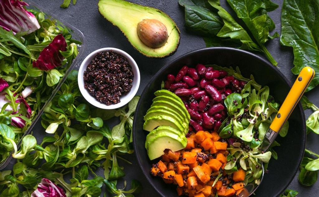 Os ingredientes e os molhos são a chave para a salada ser considerada saudável de verdade