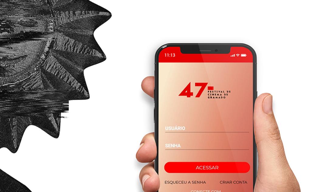 App reúne notícias, programação, venda de ingressos e votação interativa