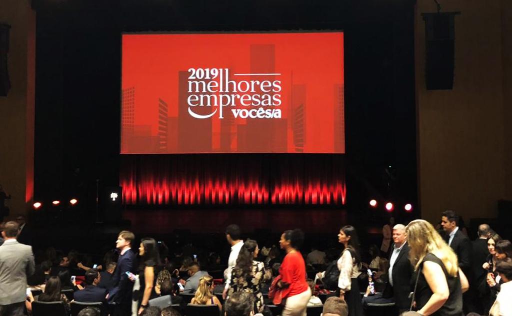 Premiação nacional foi entregue na noite desta terça-feira (19/11) em São Paulo