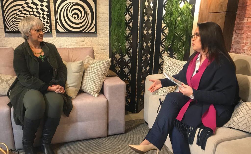Entrevista com a empresária Joyce Severo Paulino