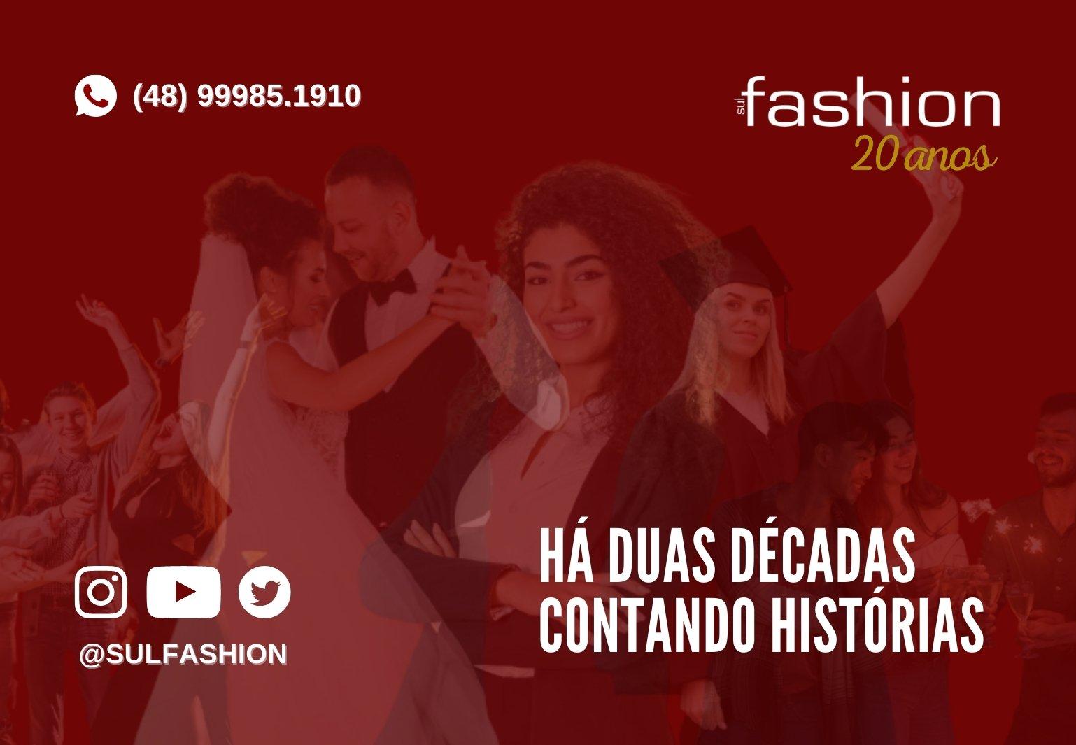 Sul Fashion 20 anos