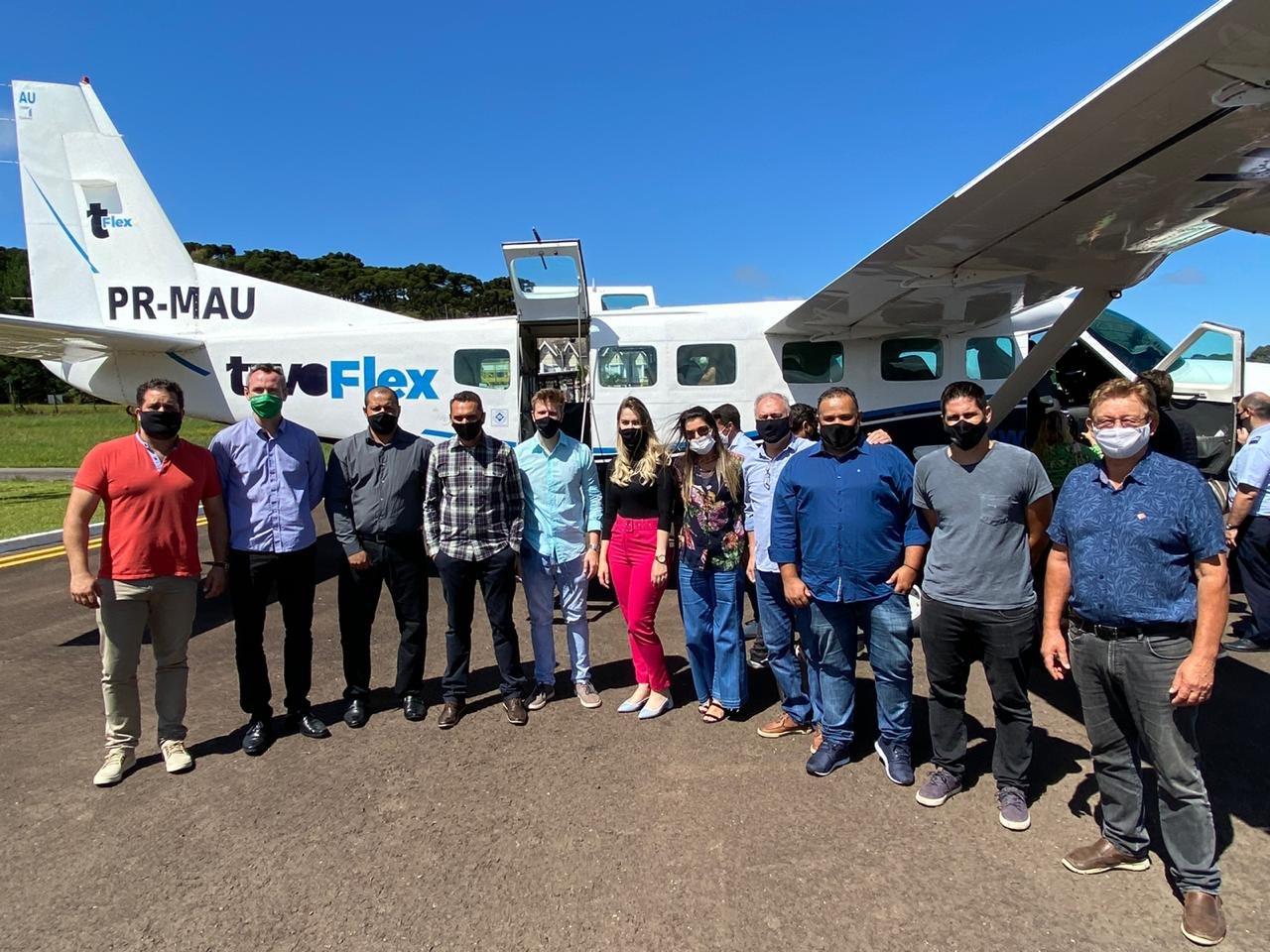 Os voos da temporada de verão da Azul Conecta demonstraram o potencial da Região