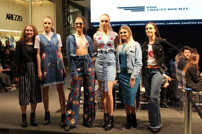 Tradicional evento do curso de Design de Moda Unesc/Senai será realizado de 5 a 7 de julho