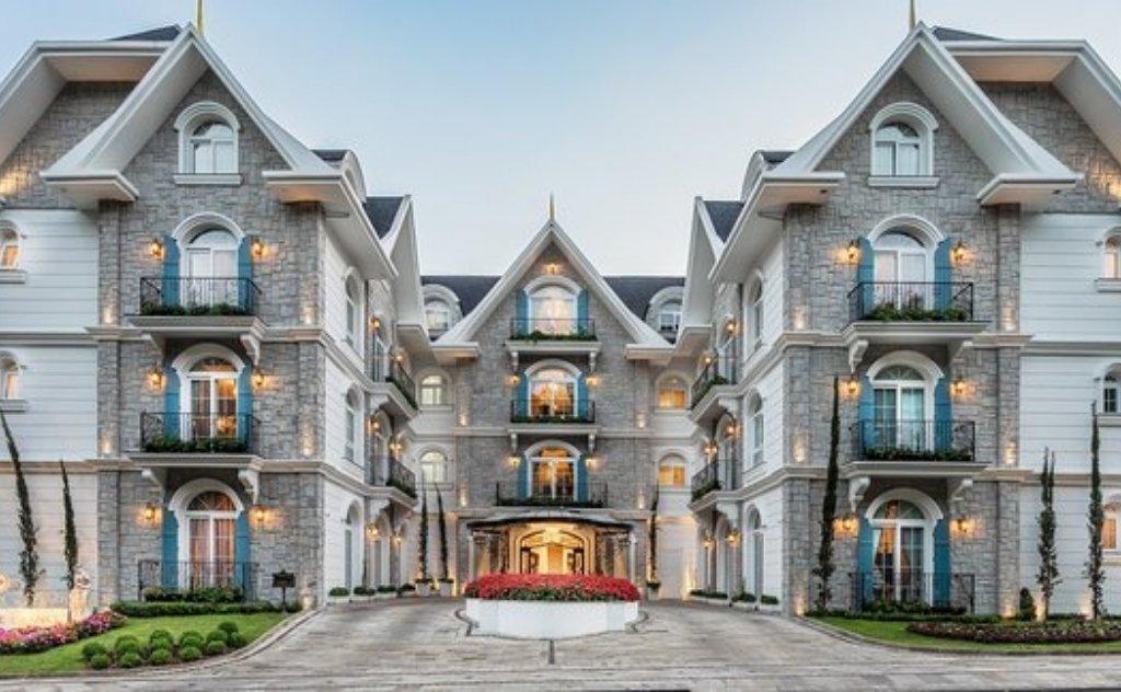 O charmosíssimo hotel ficou em 1º lugar no ranking das 25 melhores acomodações do mundo
