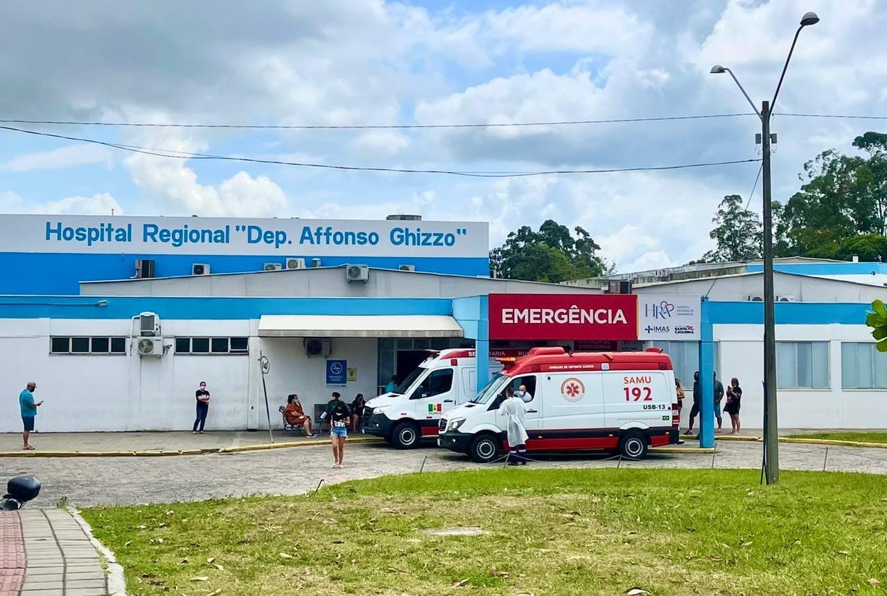 O IMAS comemora a conquista pois o hospital foi o que mais ampliou vagas de UTI no Extremo Sul de Santa Catarina durante a pandemia
