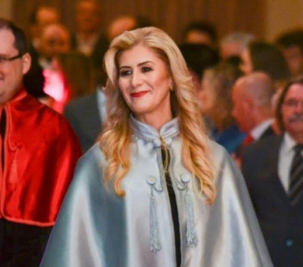 Professora Luciane Bisognin Ceretta estará à frente da vice-presidência entre 2020 e 2022