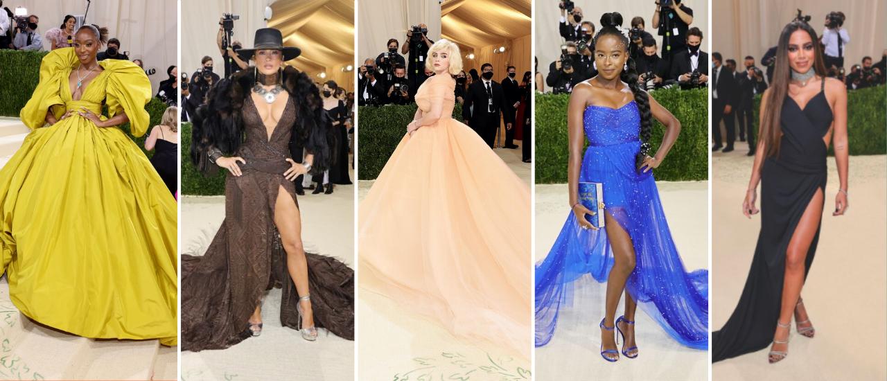 """O red carpet deste ano teve como tema """"Na América: Um Léxico da Moda"""", onde desfilaram celebridades do mundo todo"""