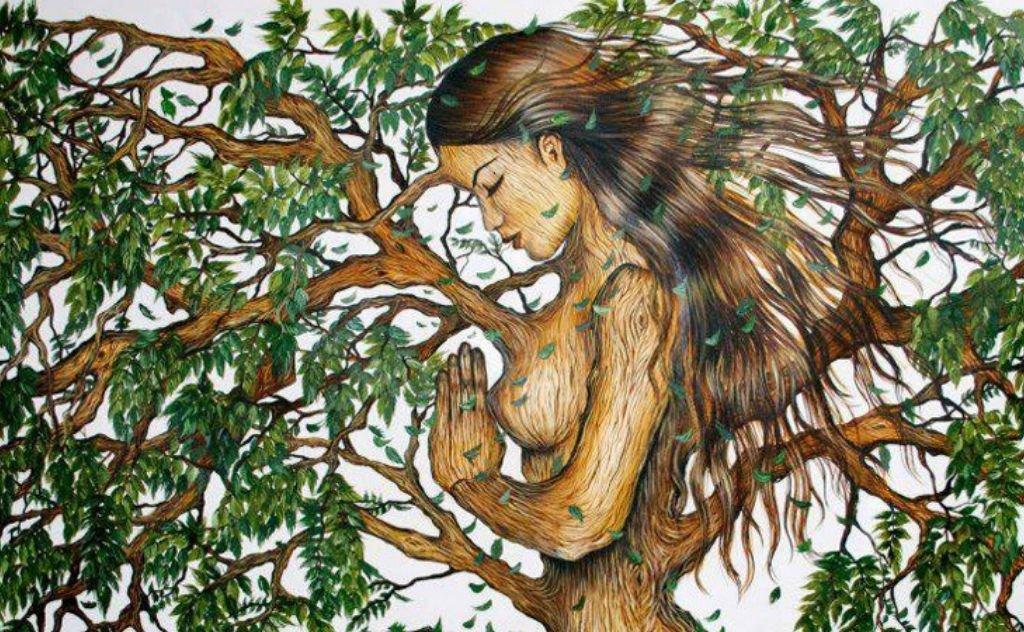 A mulher contemporânea tem como representatividade as Deusas da mitologia