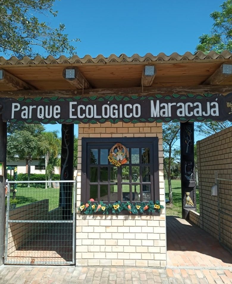 Coelhos, cenouras, ovinhos e uma linda casinha, assim serão recebidos os visitantes do parque